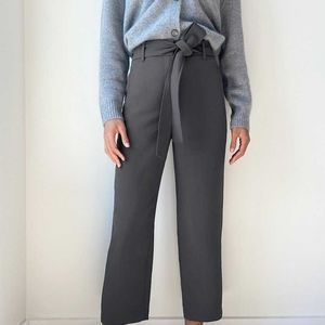 RARE COLOUR Wilfred tie front pants